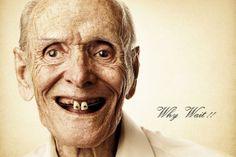man with bad teeth